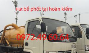 Dịch Vụ Hút Bể Phốt Tại Quận Hoàn Kiếm